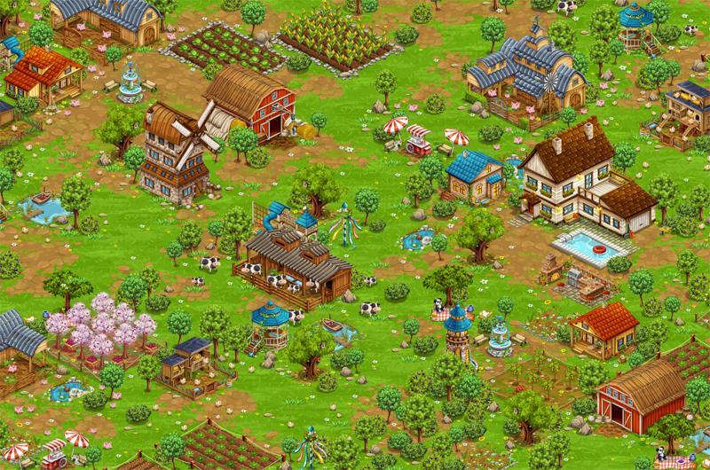 big farm gratuit
